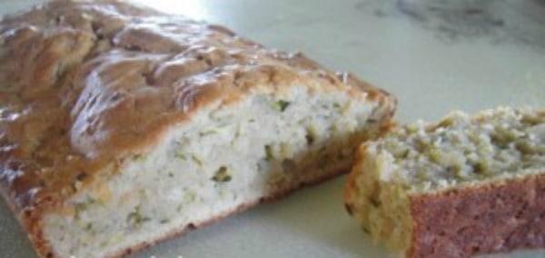 Cooking Light Zucchini Bread