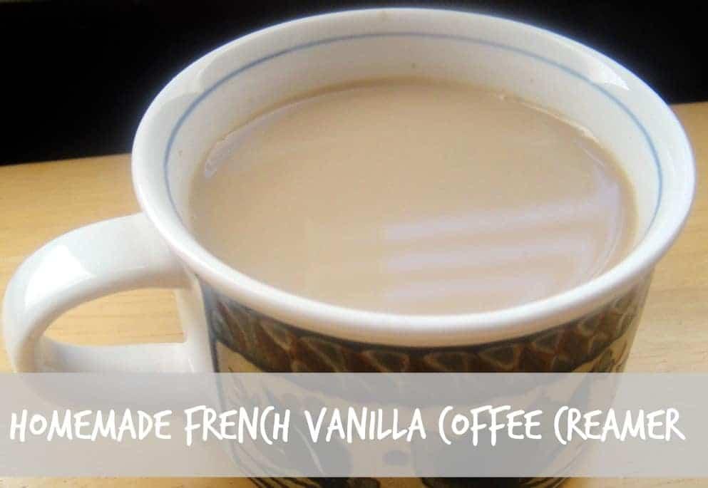 Baileys Coffee Creamer French Vanilla
