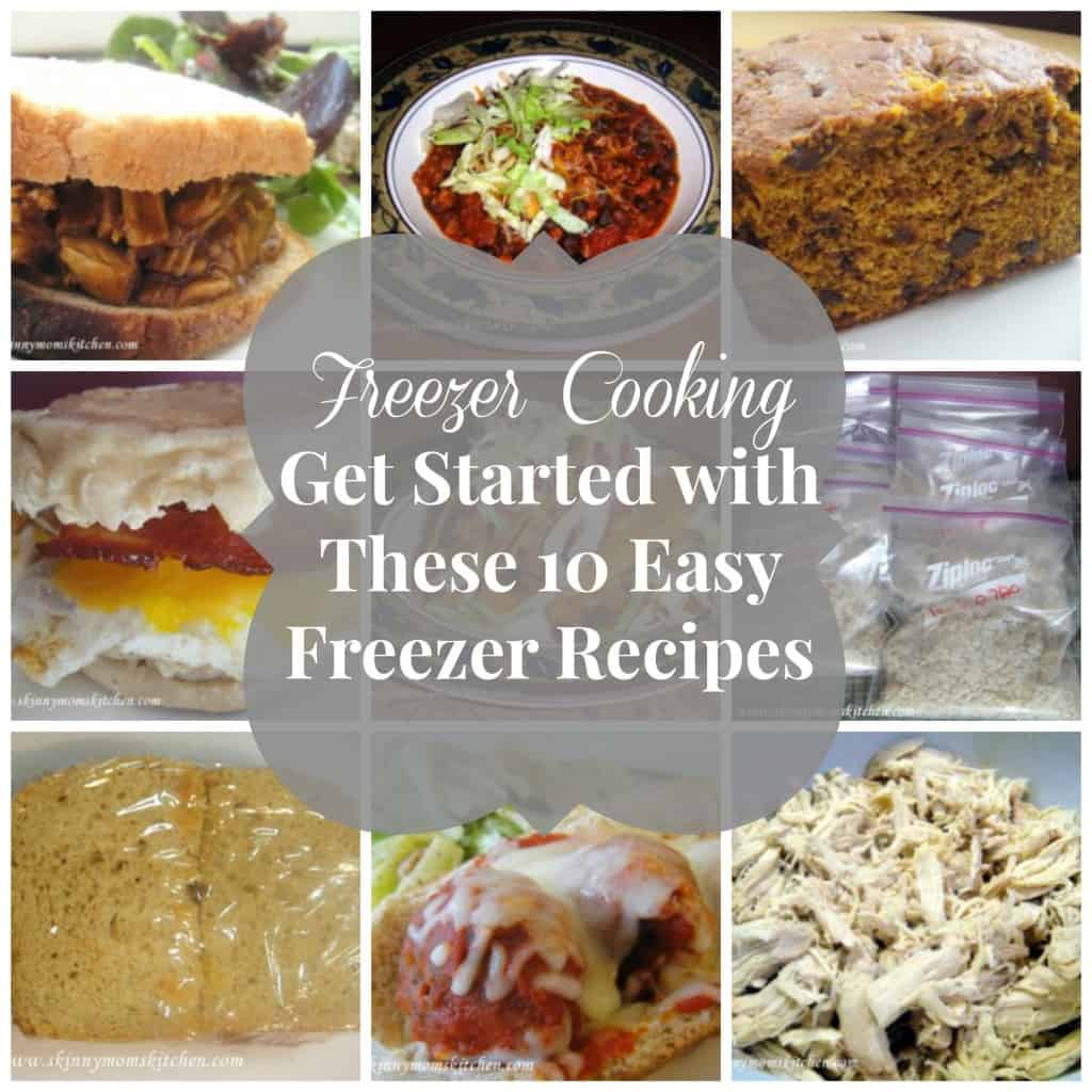 OAMC And Freezer Cooking: Get Started With These 10 Easy