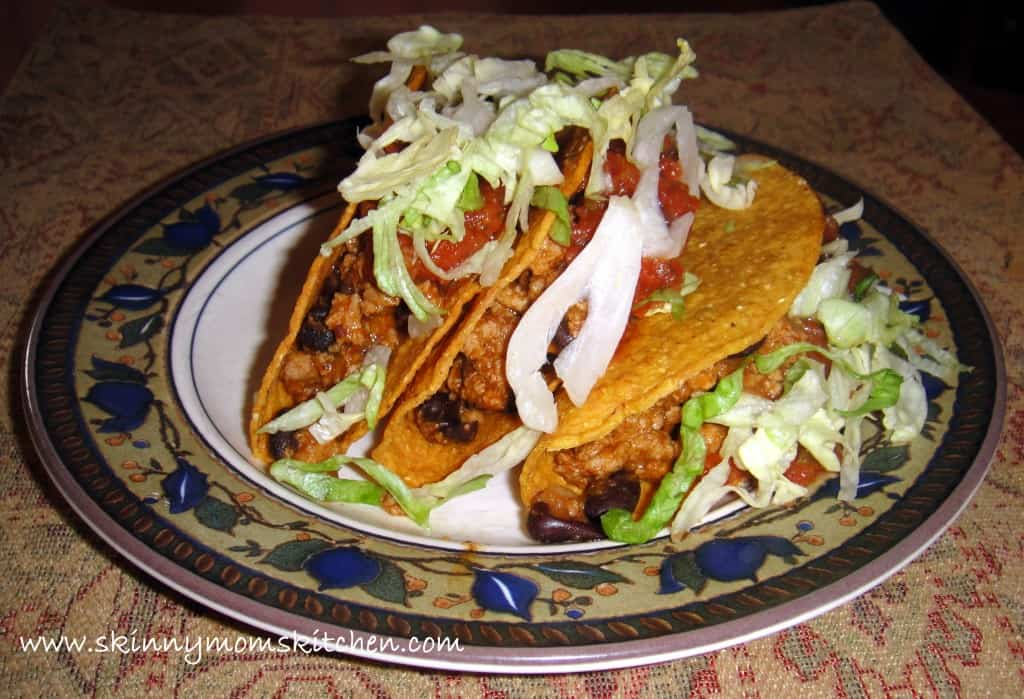 ... Weekend Challenge: Beef Taco Filling - Organize Yourself Skinny