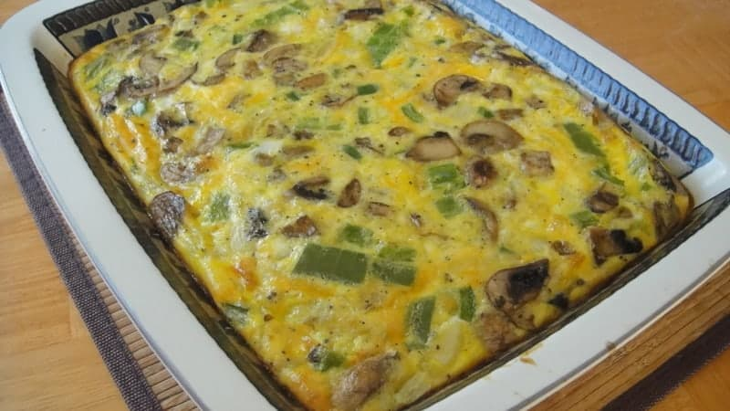 ... Omelette with Sausage, Peppers, and Onions - Organize Yourself Skinny