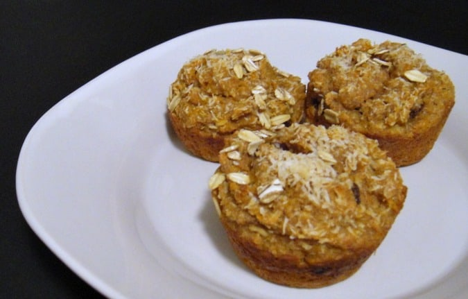 Eating Well Morning Glory Muffins