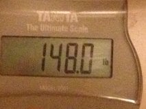Tammy's Tuesday Weigh In