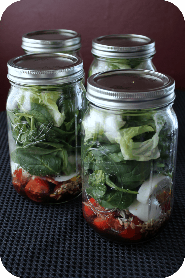 My Thoughts on Mason Jar Salads