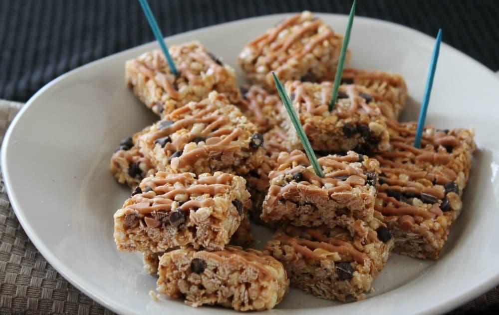 Gobble Up Granola Snacks Recipes — Dishmaps