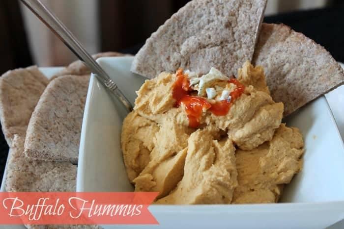 Buffalo Hummus