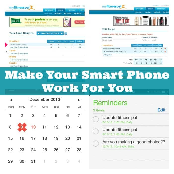 Make Your Smart Phone Work For You