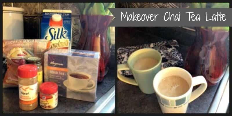 Chai Tea Latte Makeover Recipe