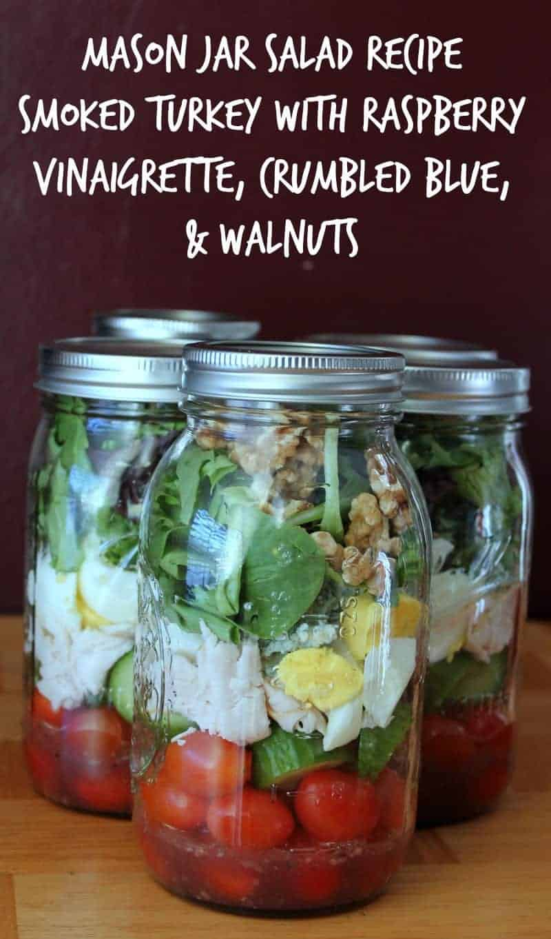 Mason Jar Salad Recipe