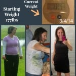 Tammy's Tuesday Weigh In + My 4 Tips to Help With Hormonal Eating (#4 is most important) www.organizeyourselfskinny.com