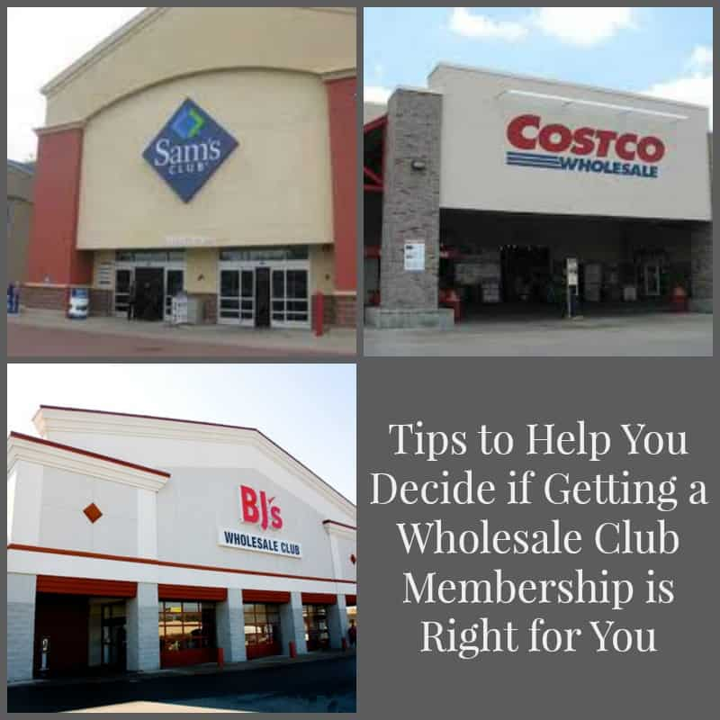 Tips to help you decide if getting a wholesale club membership is right for you