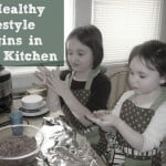 A Healthy Lifestyle Begins in the Kitchen #LGkitchen