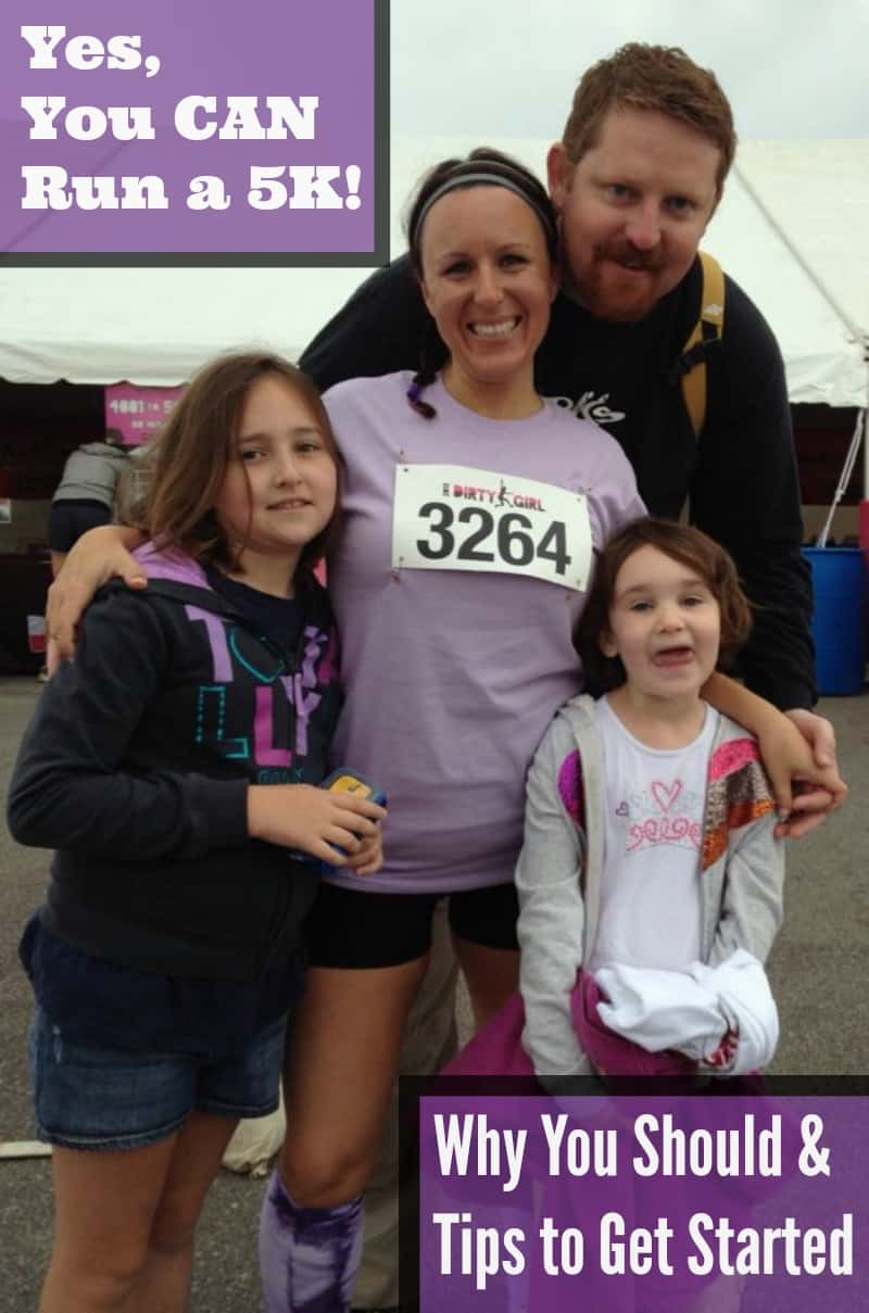 Reasons You should run a 5k and Tips to get started