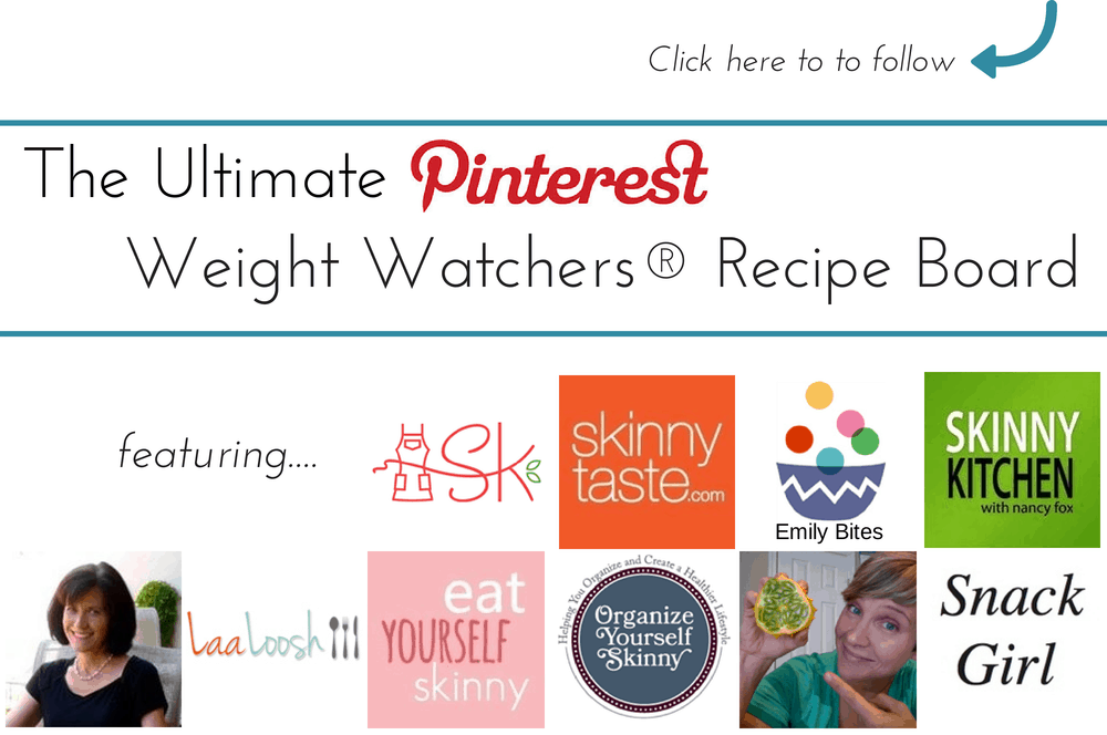 The Ultimate Weight Watchers Pinterest Board