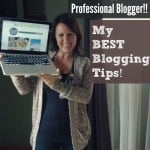 How I went from Hobby Blogger to Serious Blogger to Full-time Professional Blogger!!