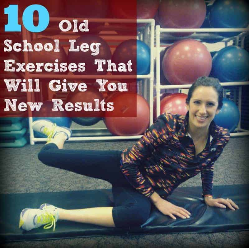 10 Old School Exercises for Brand New Results