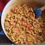 Turkey Chili Mac with Jalapeños 322 calories 9 weight watchers points plus