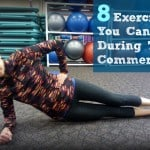 8 Exercises You Can Do During Commercials