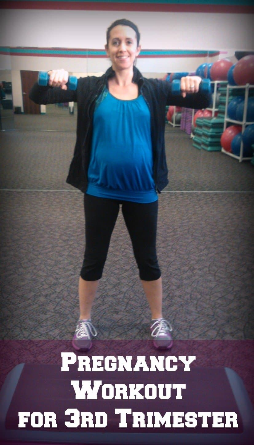 Pregnancy Workout for 3rd Trimester