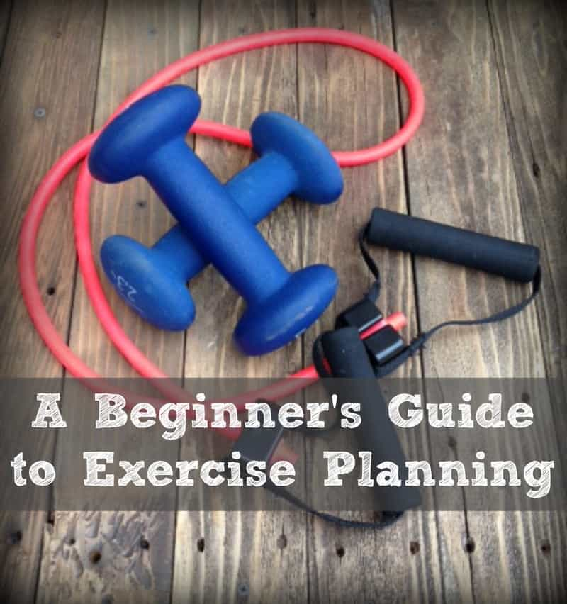 A Beginner's Guide to exercise Planning