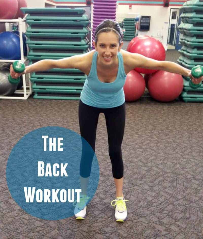 The Back Workout 5 Toning Moves + 1 Bonus Stretch