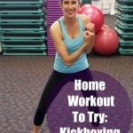 Home Workout: Kickboxing