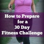 4 Tips to Prepare for a Successful 30-day Fitness Challenge @CorningGorilla #GorillaGlass