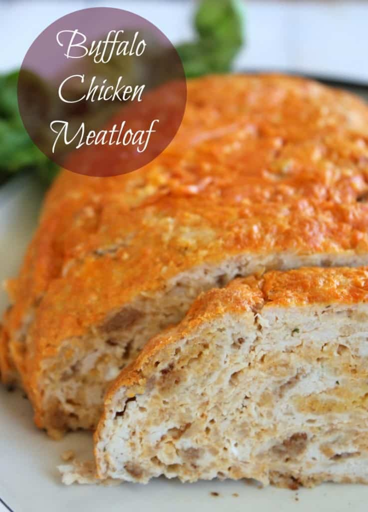 Buffalo Chicken Meatloaf 119 calories and 3 weight watchers points plus