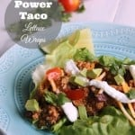 Power Taco Lettuce Wraps