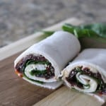 "Turkey and Sun-dried Tomato ""no bread"" Roll-ups"