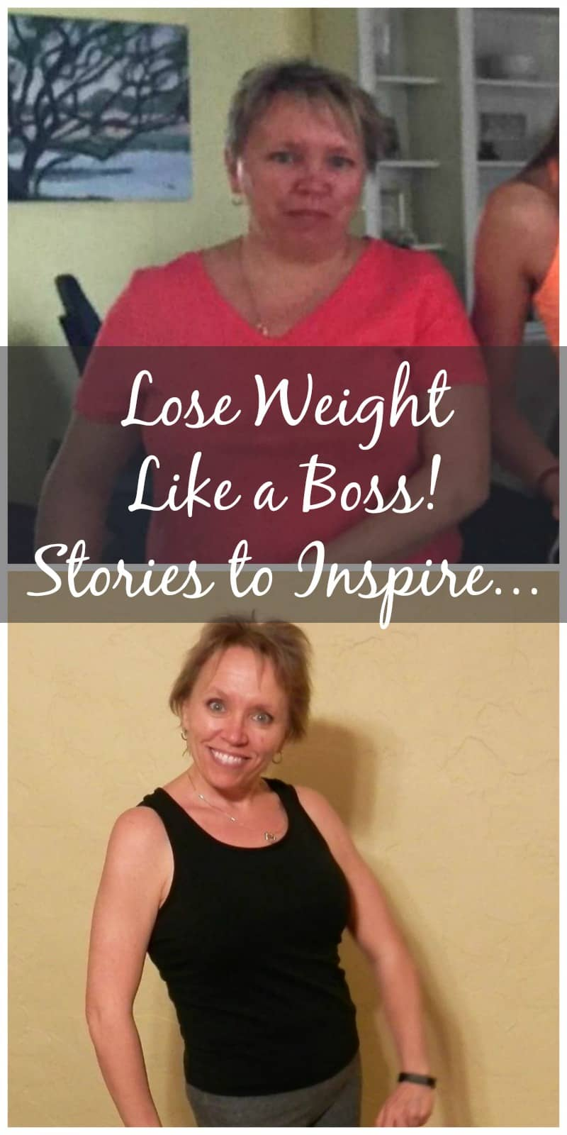 Lose Weight Like a Boss: Stories to Inspire #1