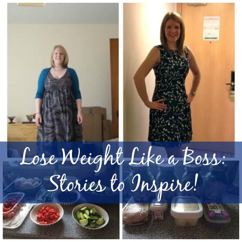 Lose Weight Like a Boss