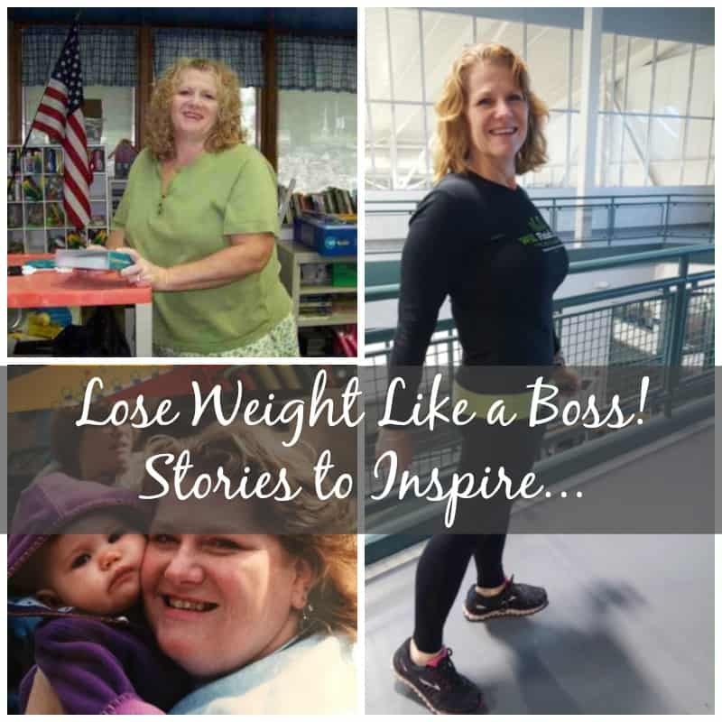 Lose Weight Like a Boss: Stories to Inspire