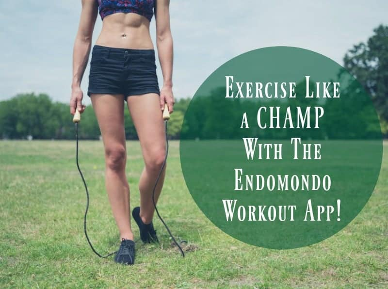 Exercise Like a Champ With The Endomondo Workout App