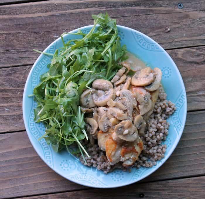 healthy meals delivered