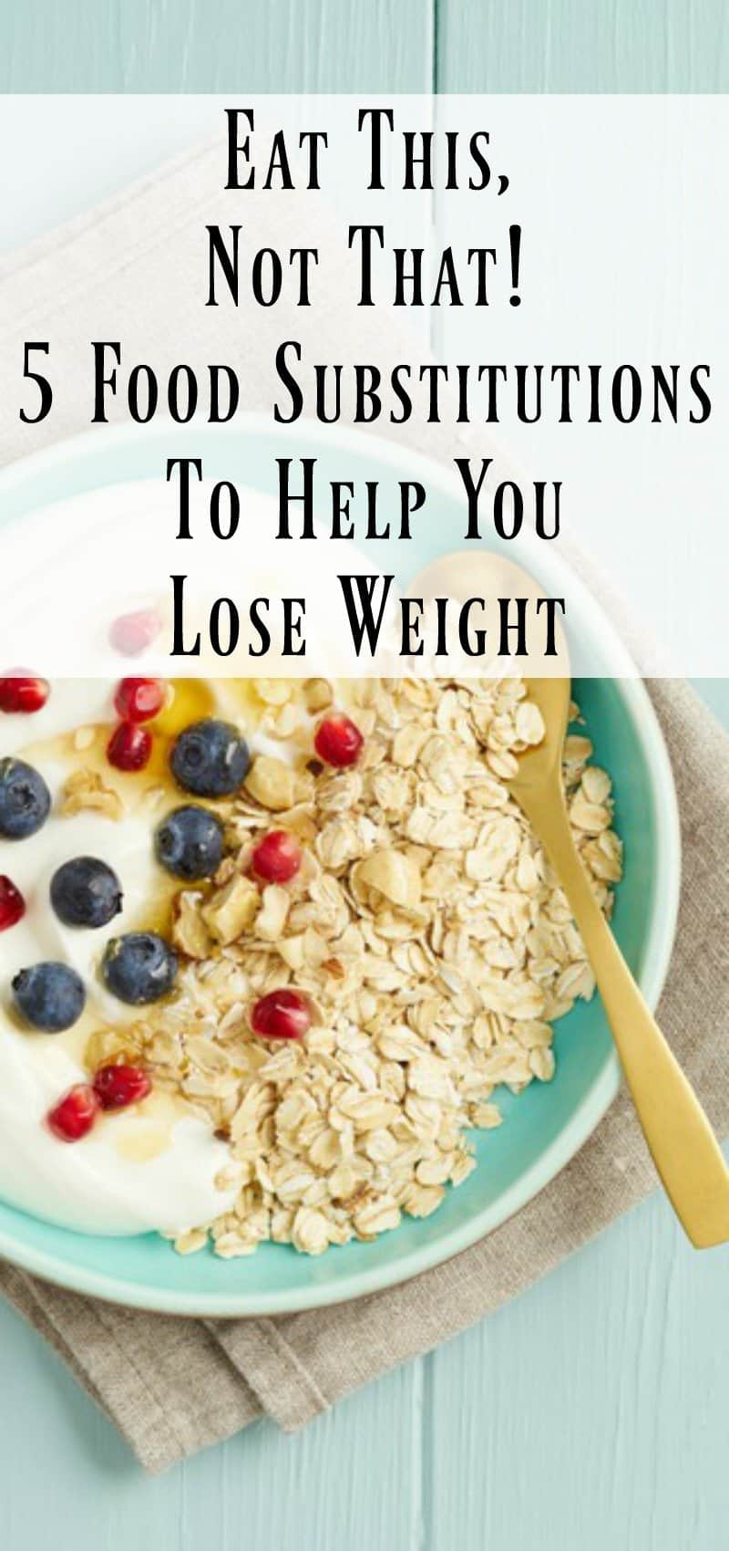 5 foods not to eat to lose weight