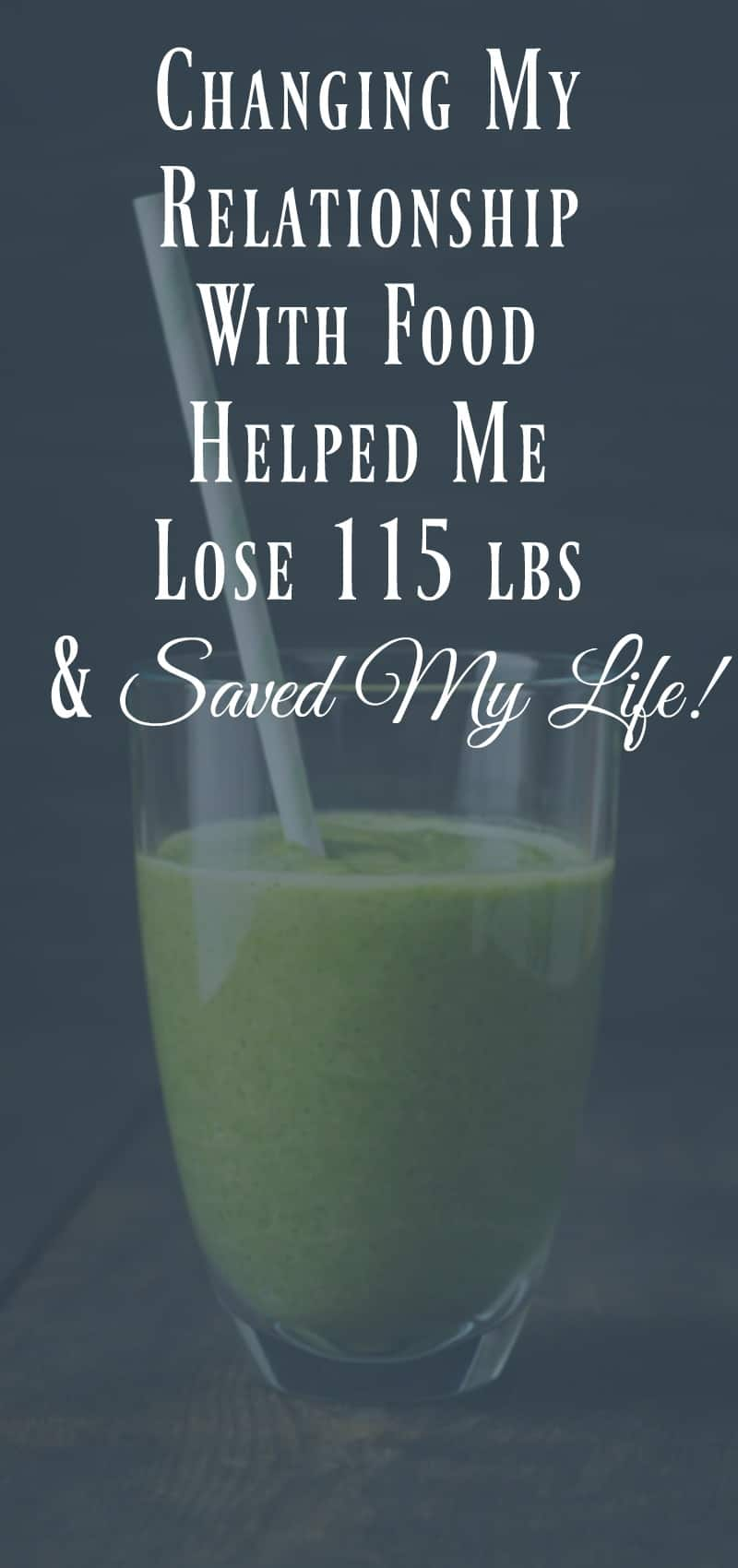 Changing My Relationship With Food Helped Me Lose -115Lbs and Saved My Life