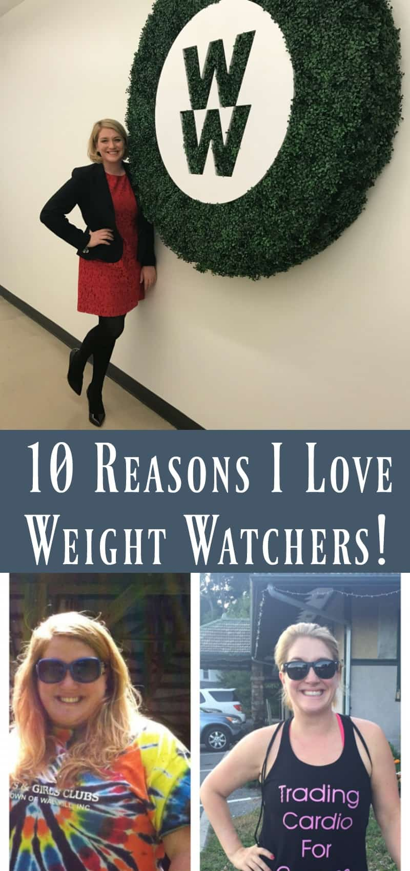 10 Reasons I Love Weight Watchers