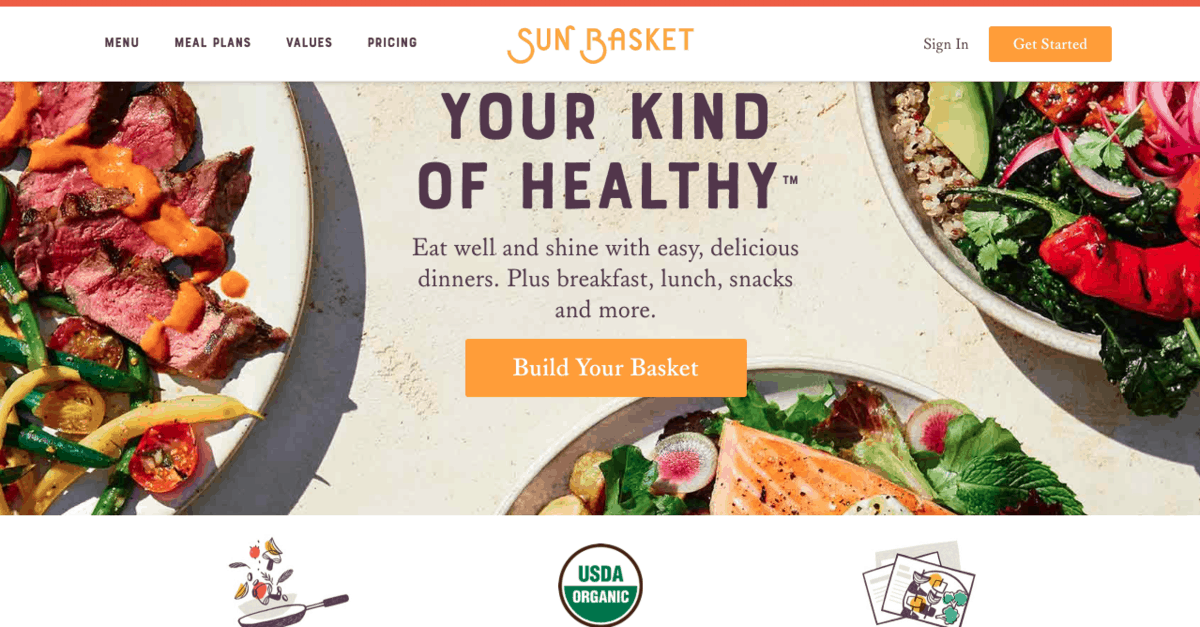 Sun Basket Reviews 2019