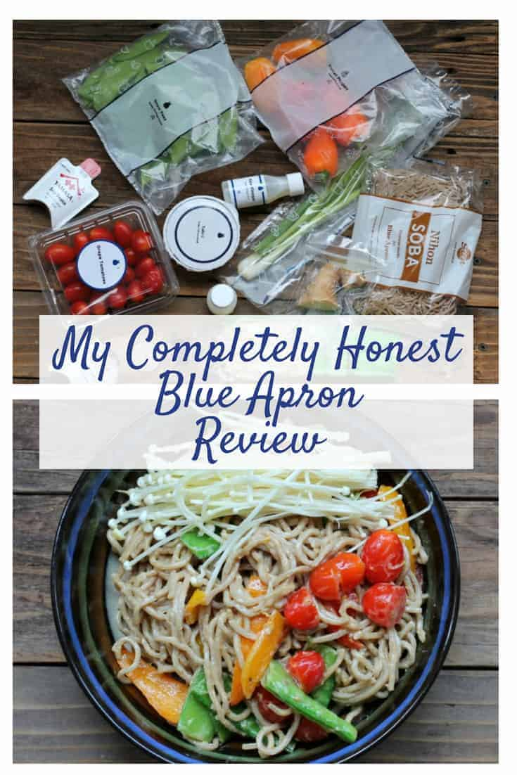 Blue Apron Review: My Honest Experience