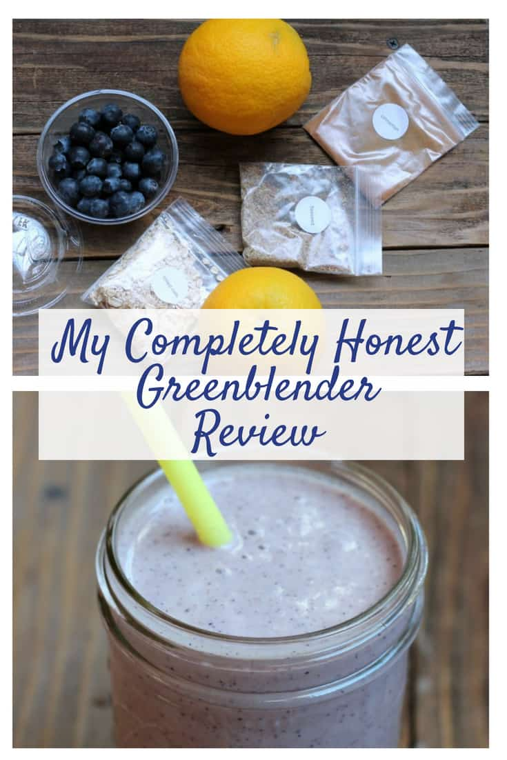 My Honest Greenblender Review {$10 off Coupon}