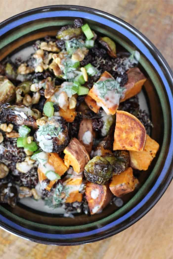 purple carrot recipes