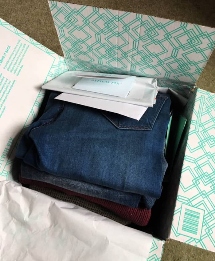 Stitch Fix Outfits: Winter 2019 stitch fix review