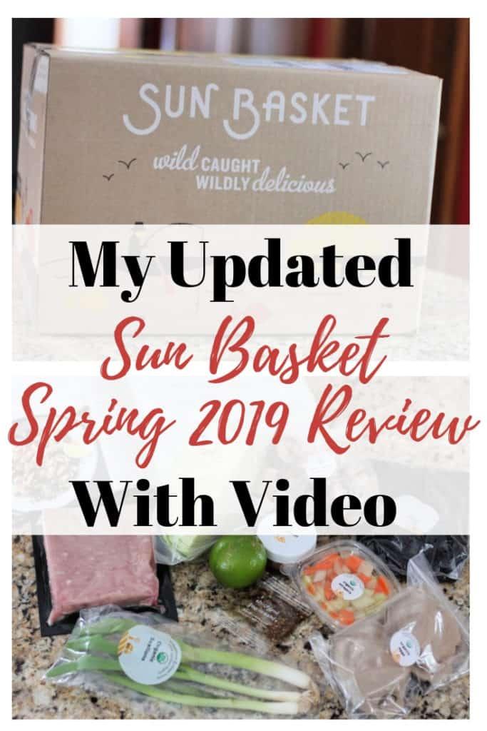 Sun Basket 2019 review