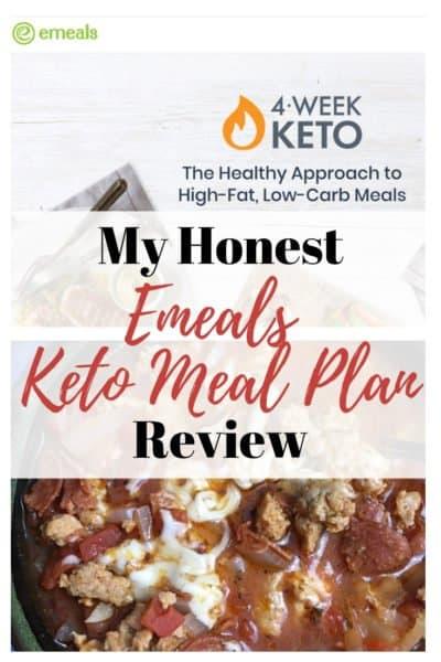Keto Meal Plan: Emeals Newest Weekly Menu