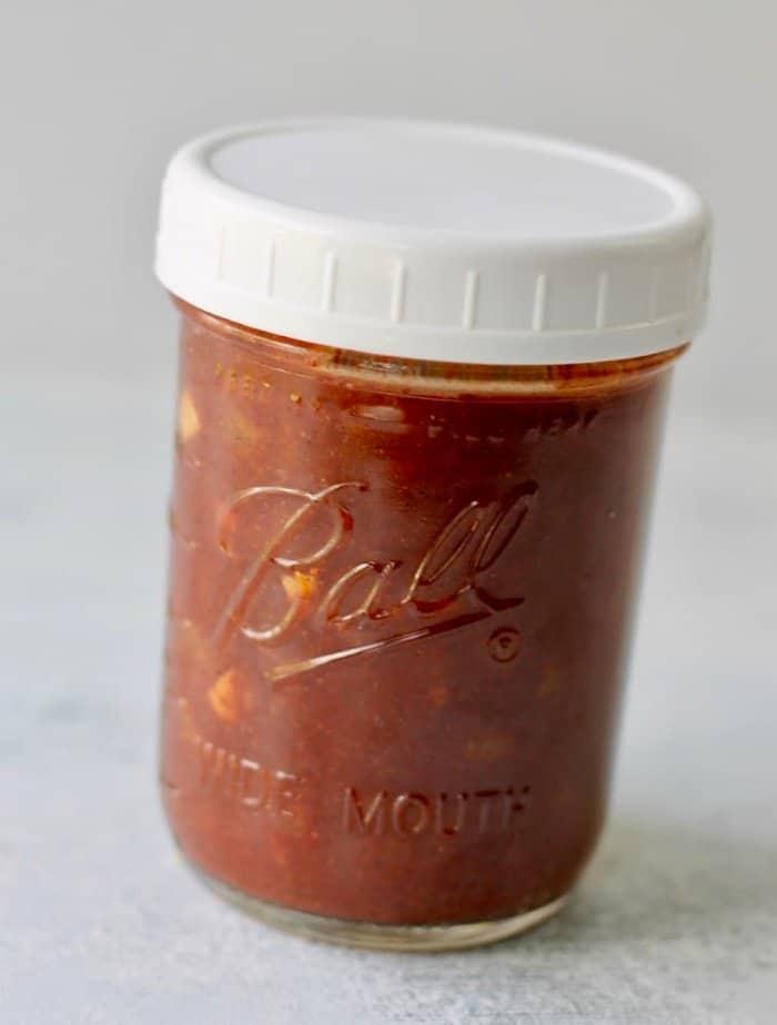 meal prep enchilada sauce