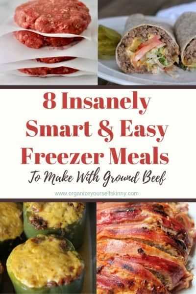 Freezer Meals To Make With Ground Beef