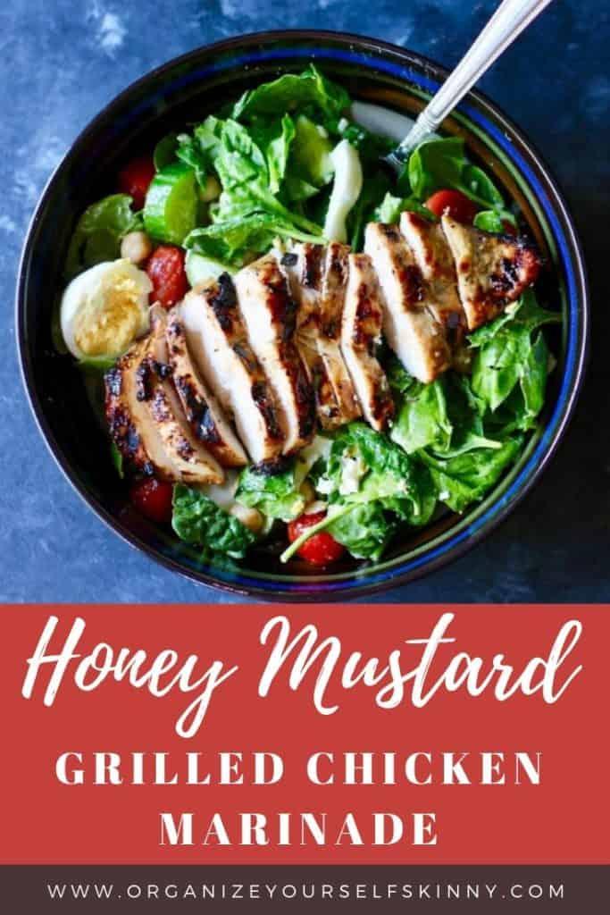 Honey Mustard Grilled Chicken Marinade
