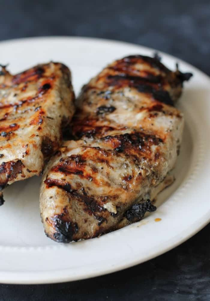 Italian Grilled Chicken