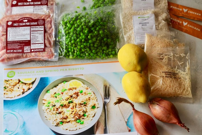 ingredients for risotto hello fresh recipe